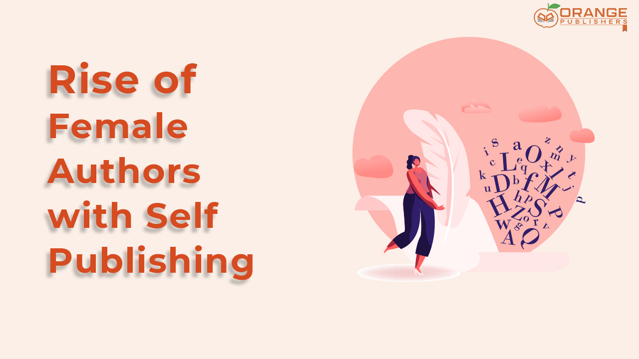 The World of Self-Publishing and why it is perfect to offset the gender ratio in authorship